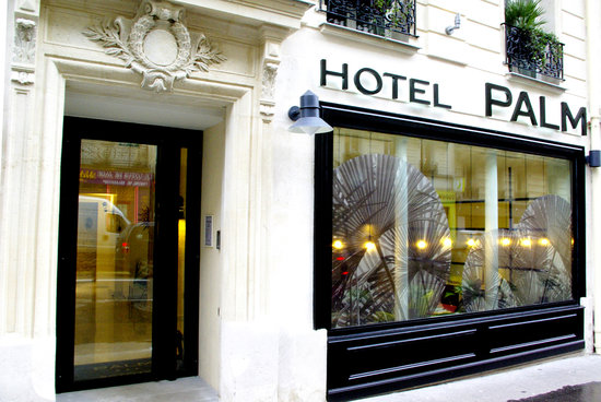 Hotel Palm Opera - Astotel Paris