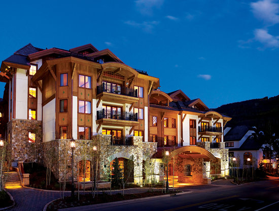 The Sebastian - Vail in the Heart of Vail Village