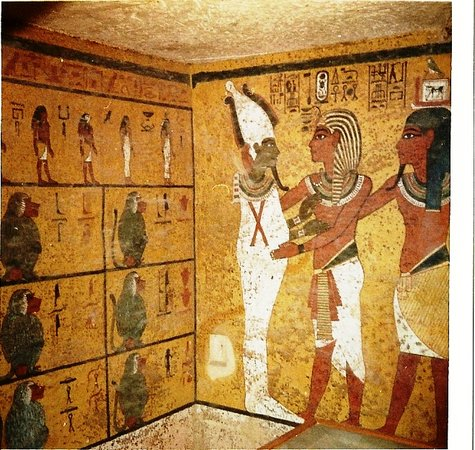 Photos of Tomb of King Tutankhamun (Tut), Luxor