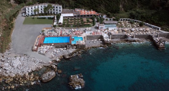 hotel resort sea club conca azzurra massa lubrense