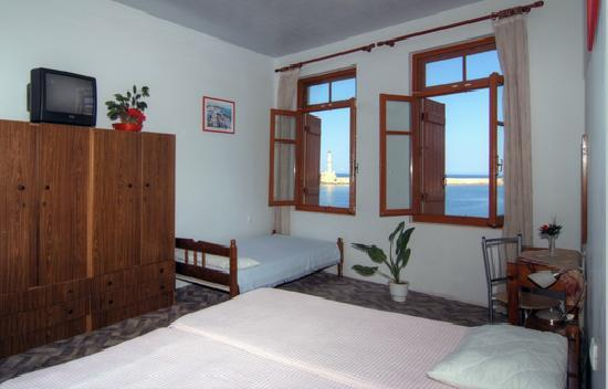 Villa Venezia: Studio for three, sea view