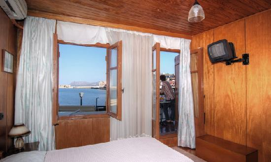Villa Venezia: Apartment for two up to four people, sea view, balcony
