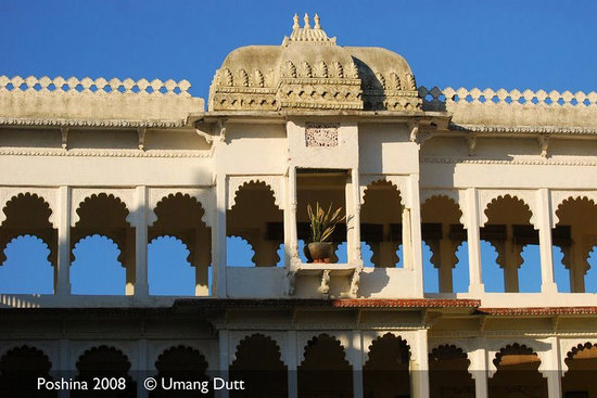 Darbargarh Poshina Heritage Home