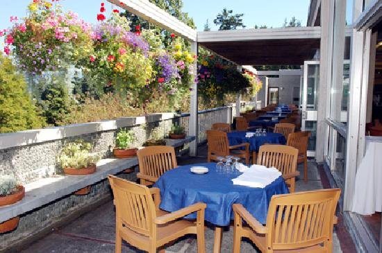 Sage Bistro At University Centre Picture Of Gage Residence At Ubc Vancouver Tripadvisor
