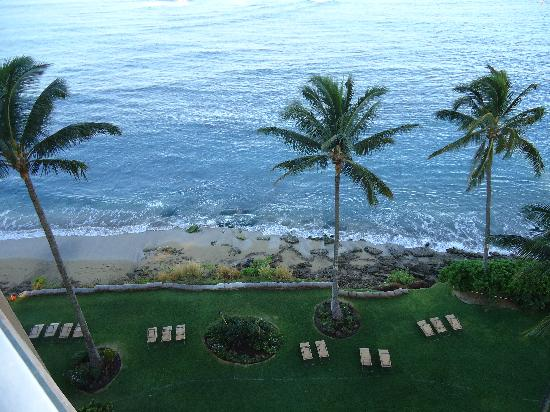 Royal Kahana: Balcony View
