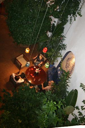 Riad Sekkat: Patio