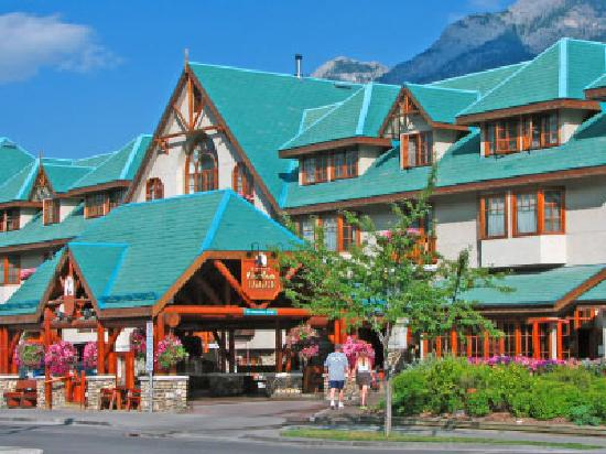 Banff Caribou Lodge & Spa: Banff Caribou Lodge and Spa