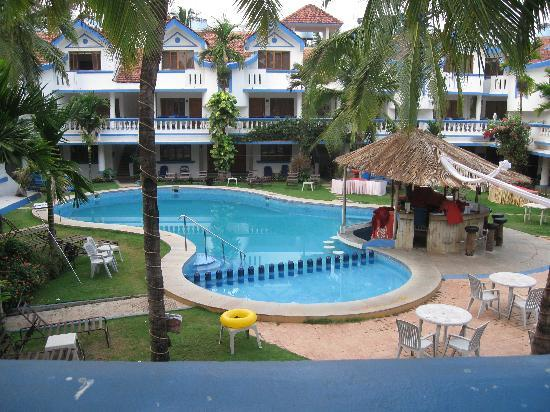 Royal Resorts: Royal Goan Beach Club at Benaulim: The Pool