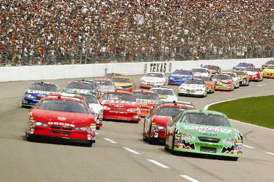 Fort Worth, TX: NASCAR