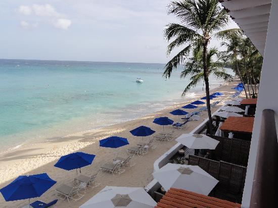 Porters, Barbados: View From Top Floor