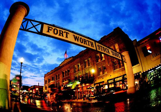 Fort Worth, TX: Stockyards National Historic Museum