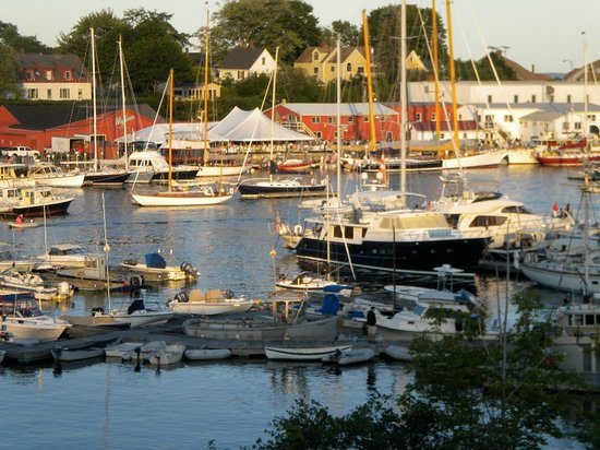 Camden Harbor