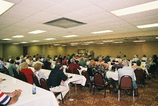 BEST WESTERN Branson Inn and Conference Center: Conference room for meetings