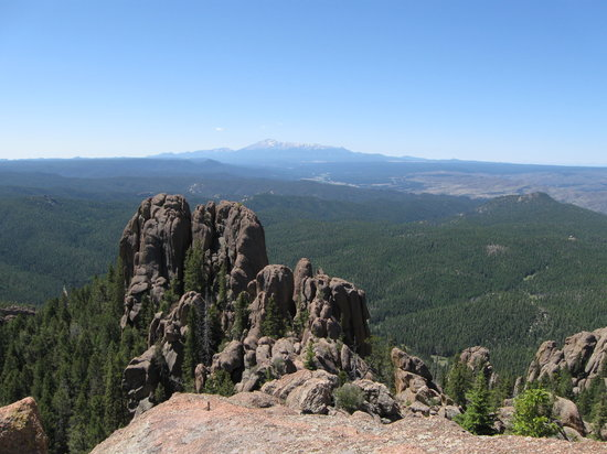 Devil&#39;s Head Fire Lookout