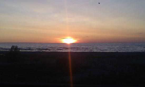 The Bluewater: Lake Huron Sunset 2