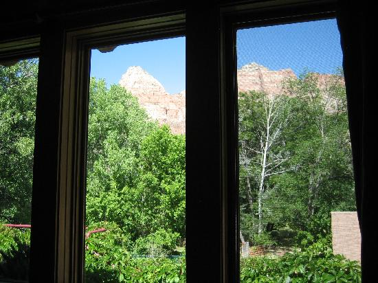Flanigan&#39;s Villas: View from the bed