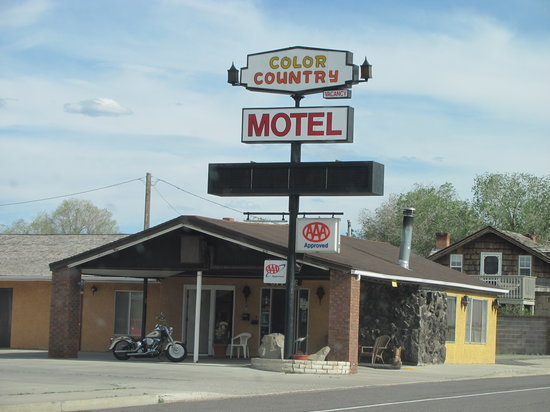 Photo of Color Country Motel Panguitch