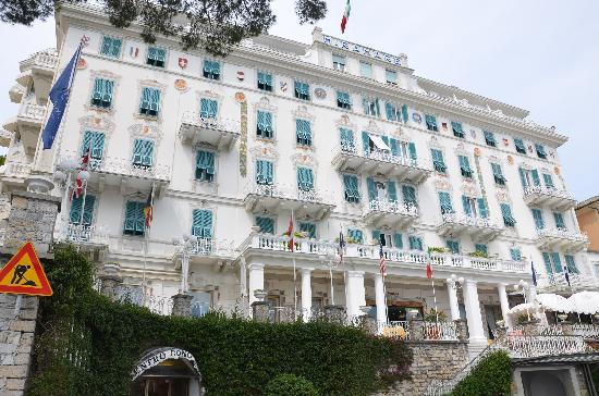 Grand Hotel Miramare : Front of the Hotel