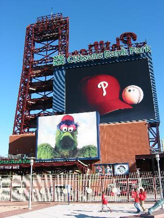 Conwell Inn: Citizens Bank Park