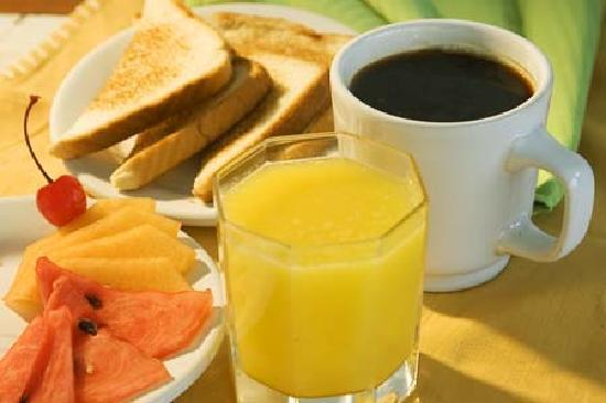 Conwell Inn: Fresh Start Breakfast