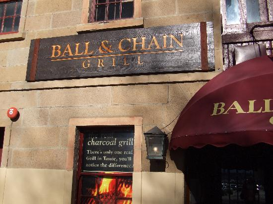 chain and ball relationship