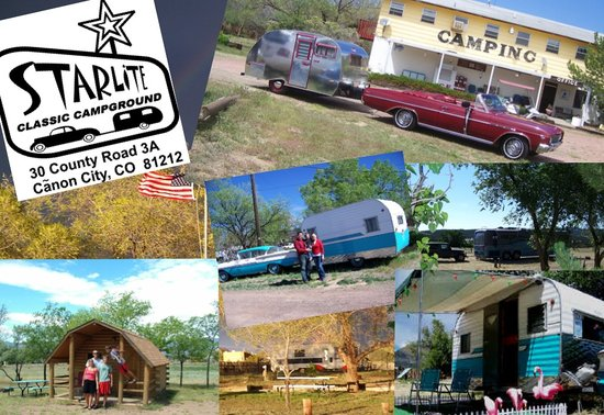 ‪The Starlite Campground‬
