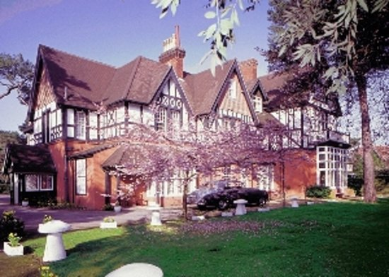 Langtry Manor Hotel: Langtry Manor
