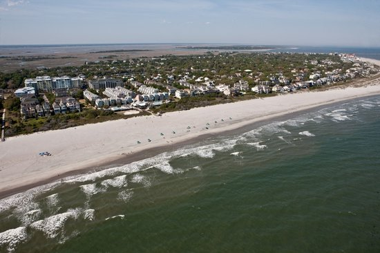 Wild Dunes Resort sits on the northern end of Isle of Palms, just minutes from Charleston, SC.