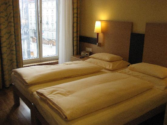 Hotel Am Stephansplatz: Clean, modern and tidy