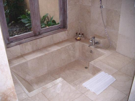 Sunken Bath Picture Of Wapa Di Ume Resort And Spa Ubud Tripadvisor