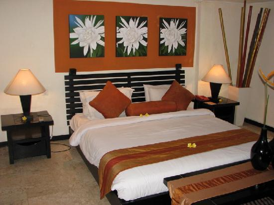 The Seri Suites: Bedroom