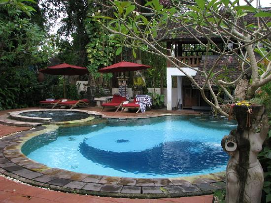The Seri Suites: Swimming pool