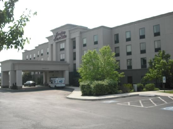 Hampton Inn &amp; Suites Ephrata : Exterior 