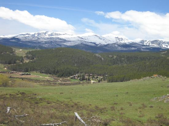 ‪‪Paradise Guest Ranch‬: Big Horn Mountains‬