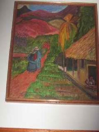 Marlene's Bed and Breakfast : Marlene's Original Artwork