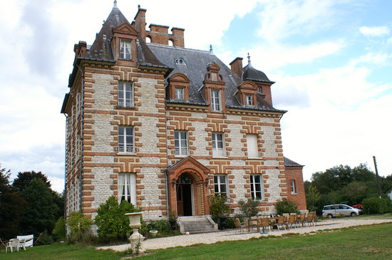 Chateau de l'Epilly