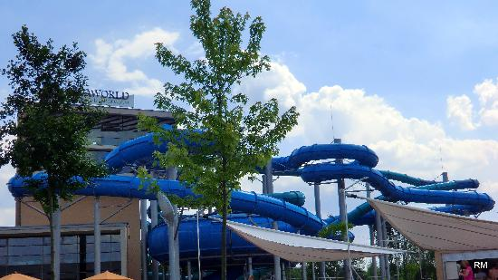 Photos of Aquaworld Hotel and Water Theme Park PLC, Budapest