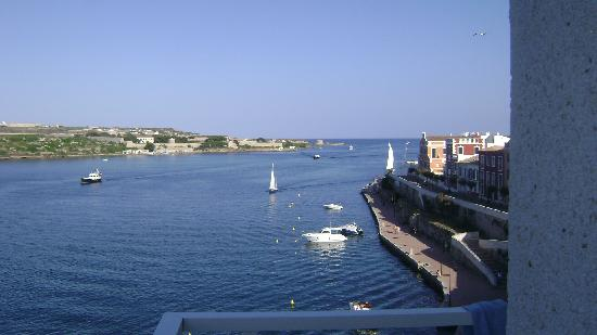 Barcelo Hamilton Menorca: view room 301