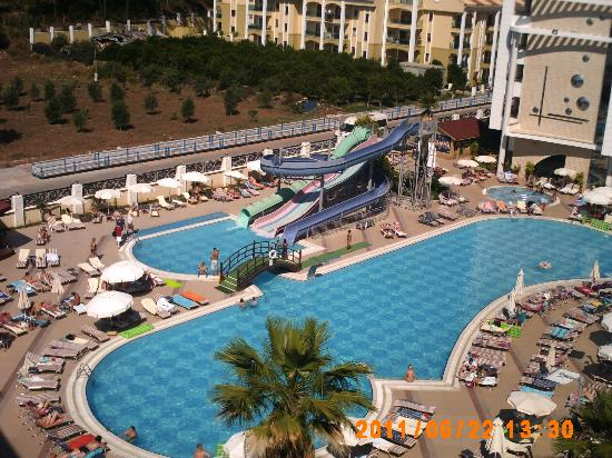 Grand Pasa Hotel Pictures