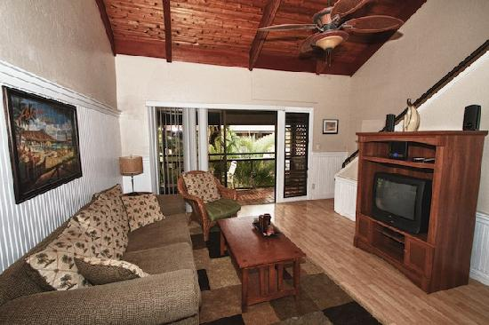 Kihei Resort: Great living space