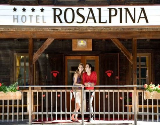 Photo of Hotel Rosalpina Bressanone