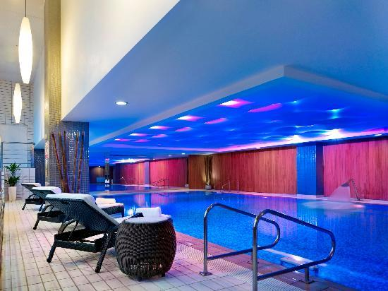 17m Swimming Pool Picture Of The Chelsea Harbour Hotel London Tripadvisor