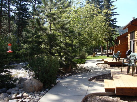 River Stone Resort and Bear Paw Suites: Your view...from every unit!
