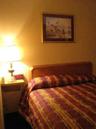 Econo Lodge: Bed