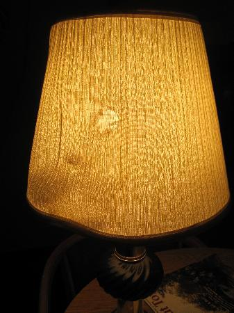 Econo Lodge: The Lamp fron 1960