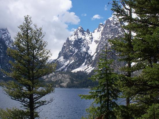 Teton Village, : Jenny Lake, Tetons Nat&#39;l Park