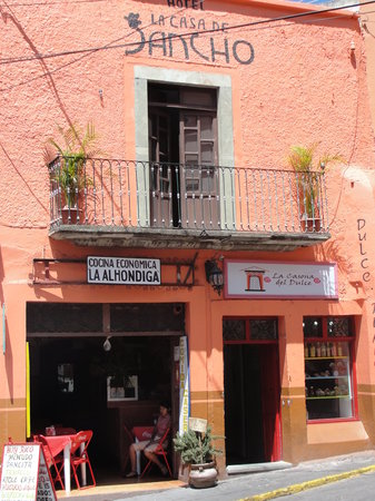 La Casa De Sancho