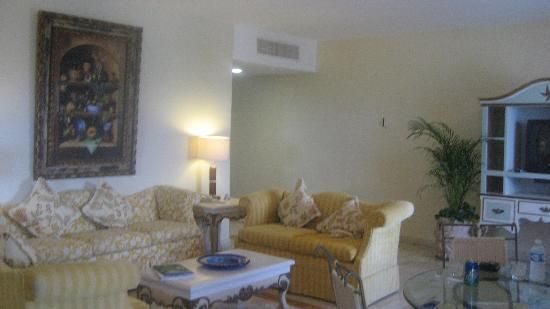 Presidential Suite Living Room Picture Of Iberostar