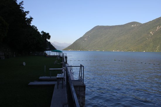 Lido comunale di lugano switzerland address beach - Piscina comunale lugano ...