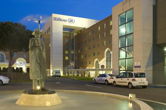 Hilton Rome Airport Hotel